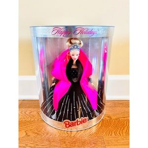 NEW 1998 Holiday Barbie